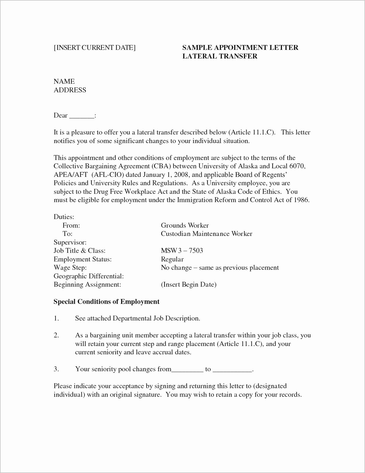 Eagle Scout Project Proposal Template