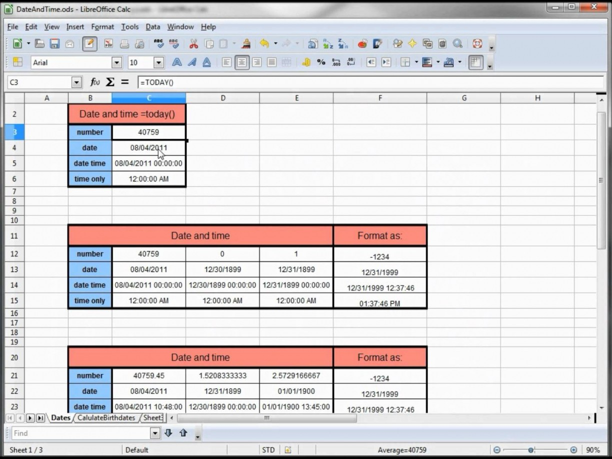 Business Budget Spreadsheet Excel In Open Office Budget
