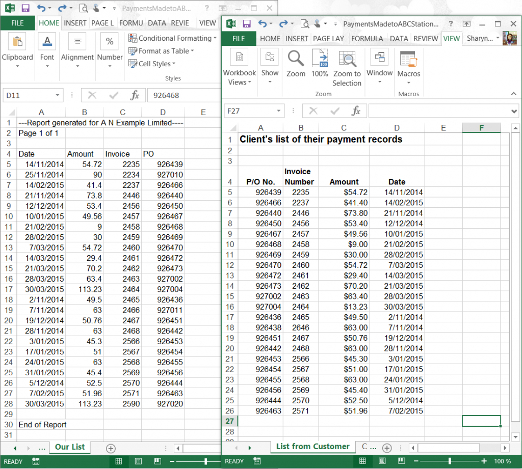 Compare 2 Spreadsheets For Vlookup Use Vlookup To Compare