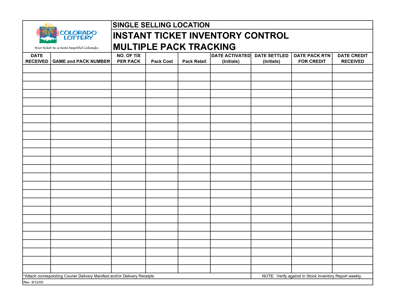 Consignment Inventory Spreadsheet Inside Free Inventory