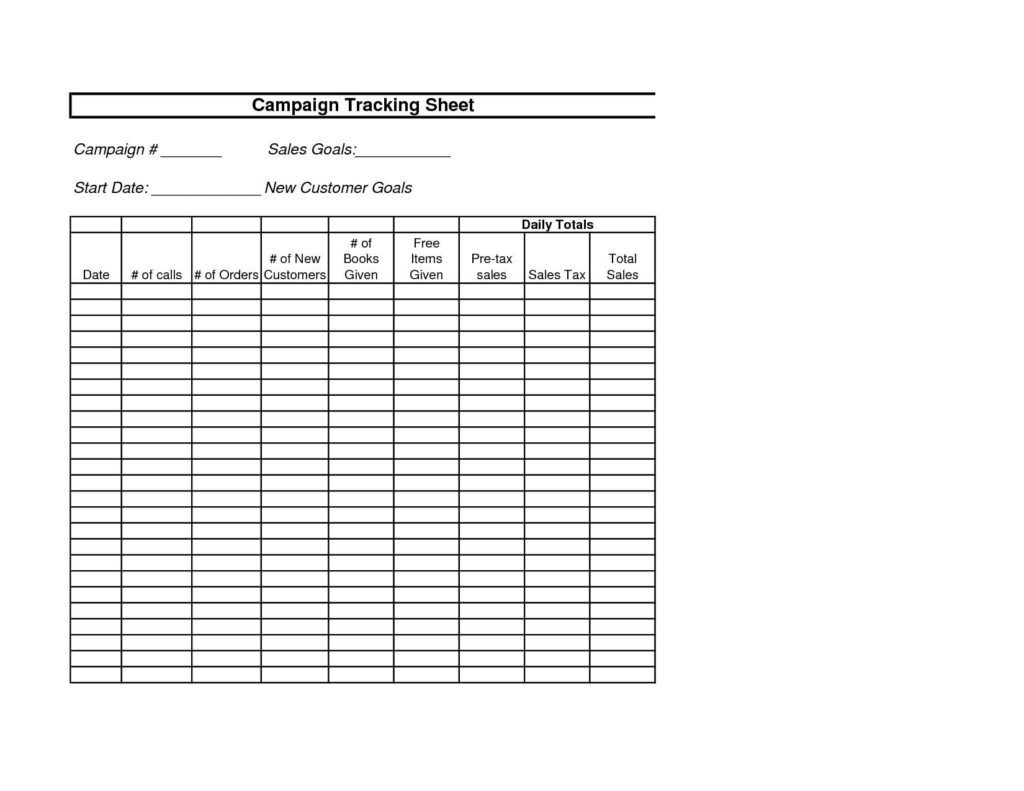 Customer Order Tracking Spreadsheet Spreadsheet Downloa