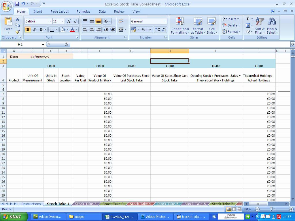 Data Entry Spreadsheet Template Spreadshee Data