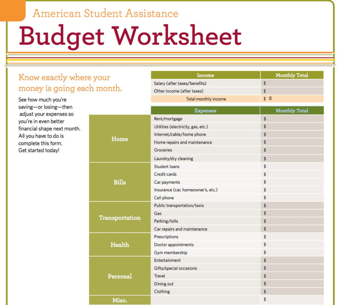 Dave Ramsey Budget Spreadsheet Regarding Sheet Dave Ramsey