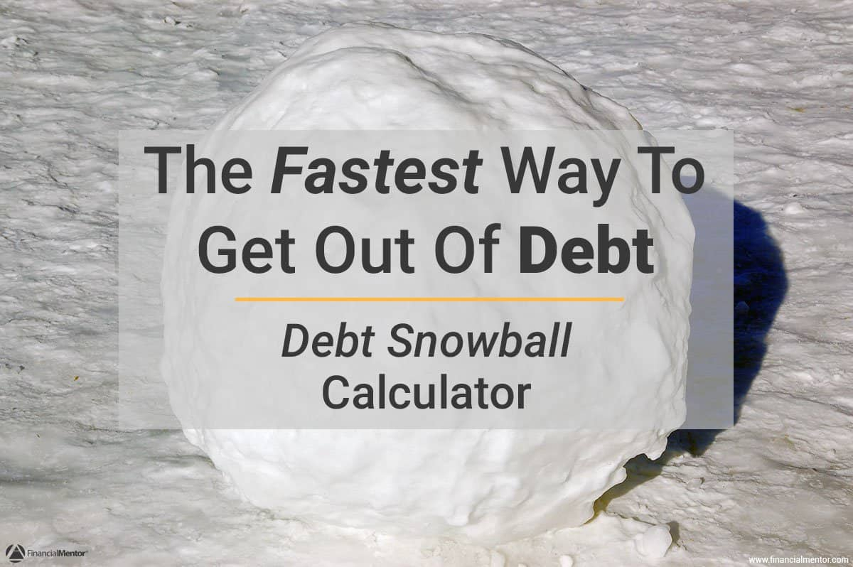 Debt Avalanche Calculator Spreadsheet Intended For Debt