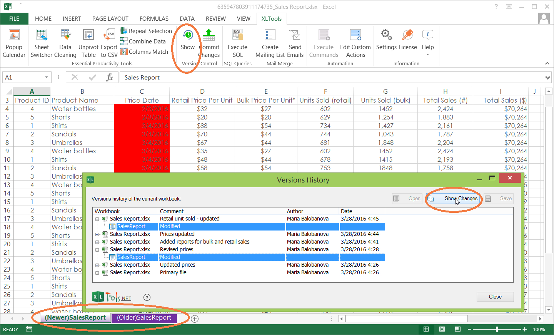 Document Control Excel Spreadsheet Spreadshee