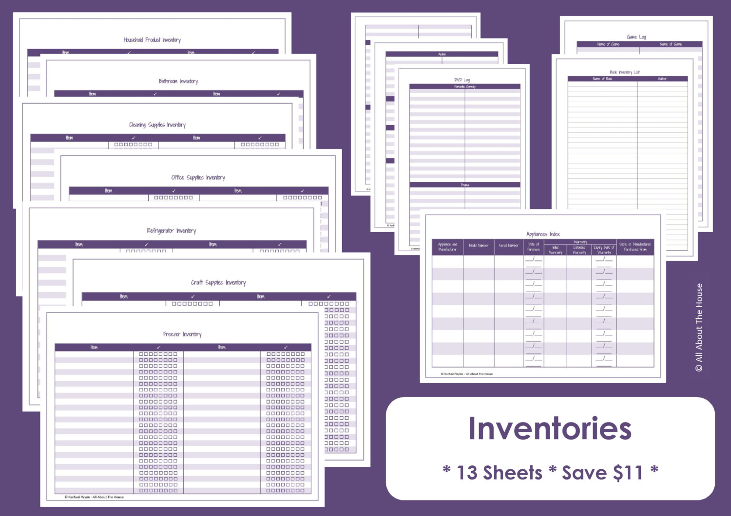 Dvd Inventory Spreadsheet Intended For Home Inventory