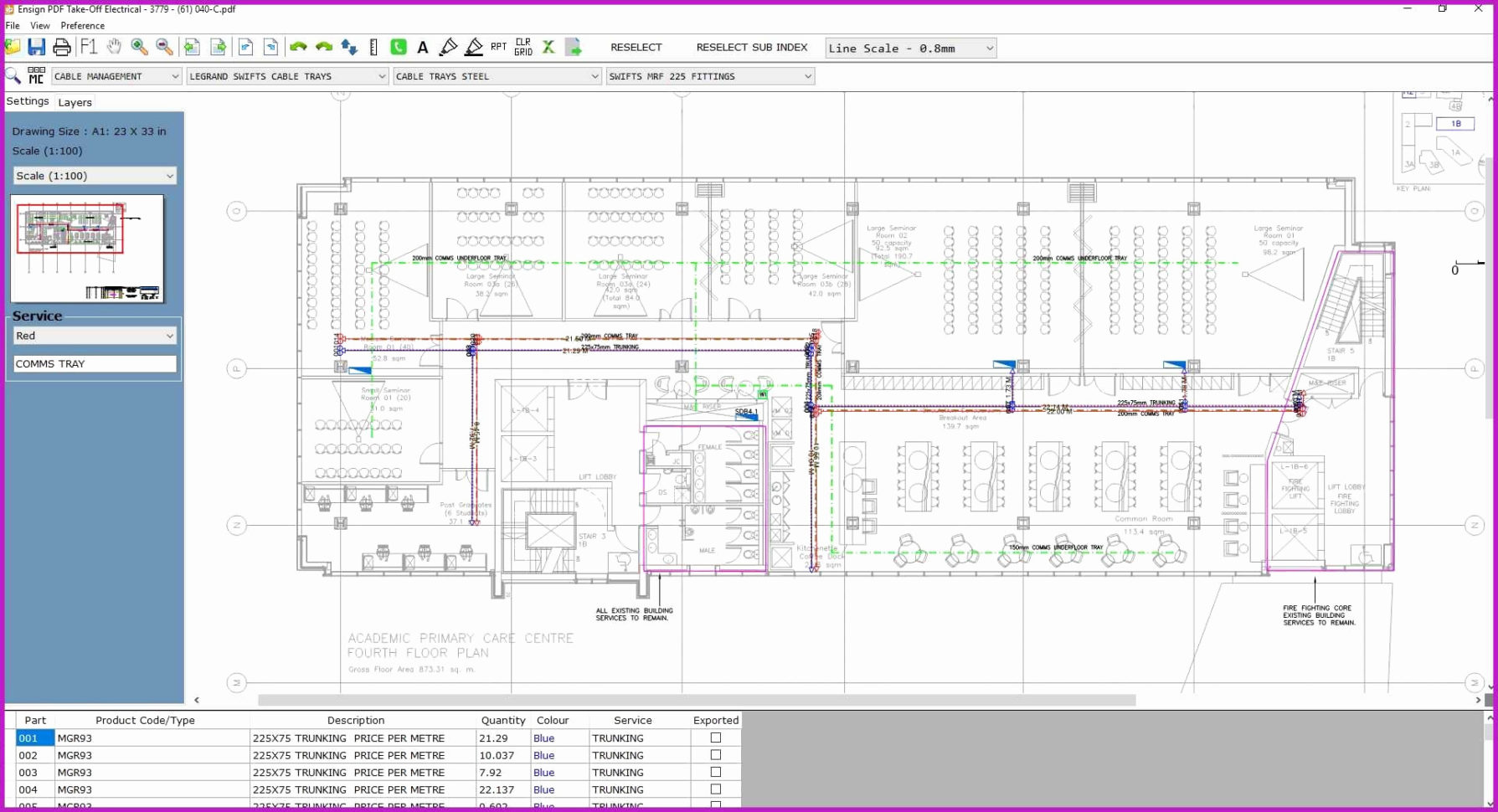Electrical Panel Load Calculation Spreadsheet 2