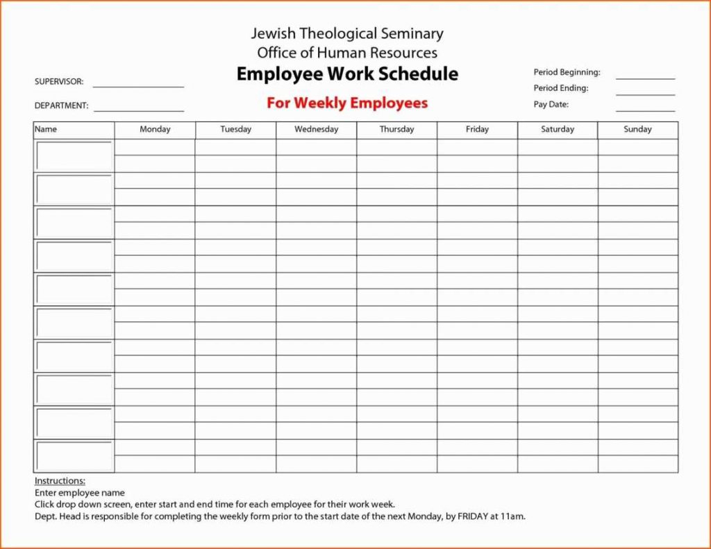 Employee Relations Tracking Spreadsheet Template With
