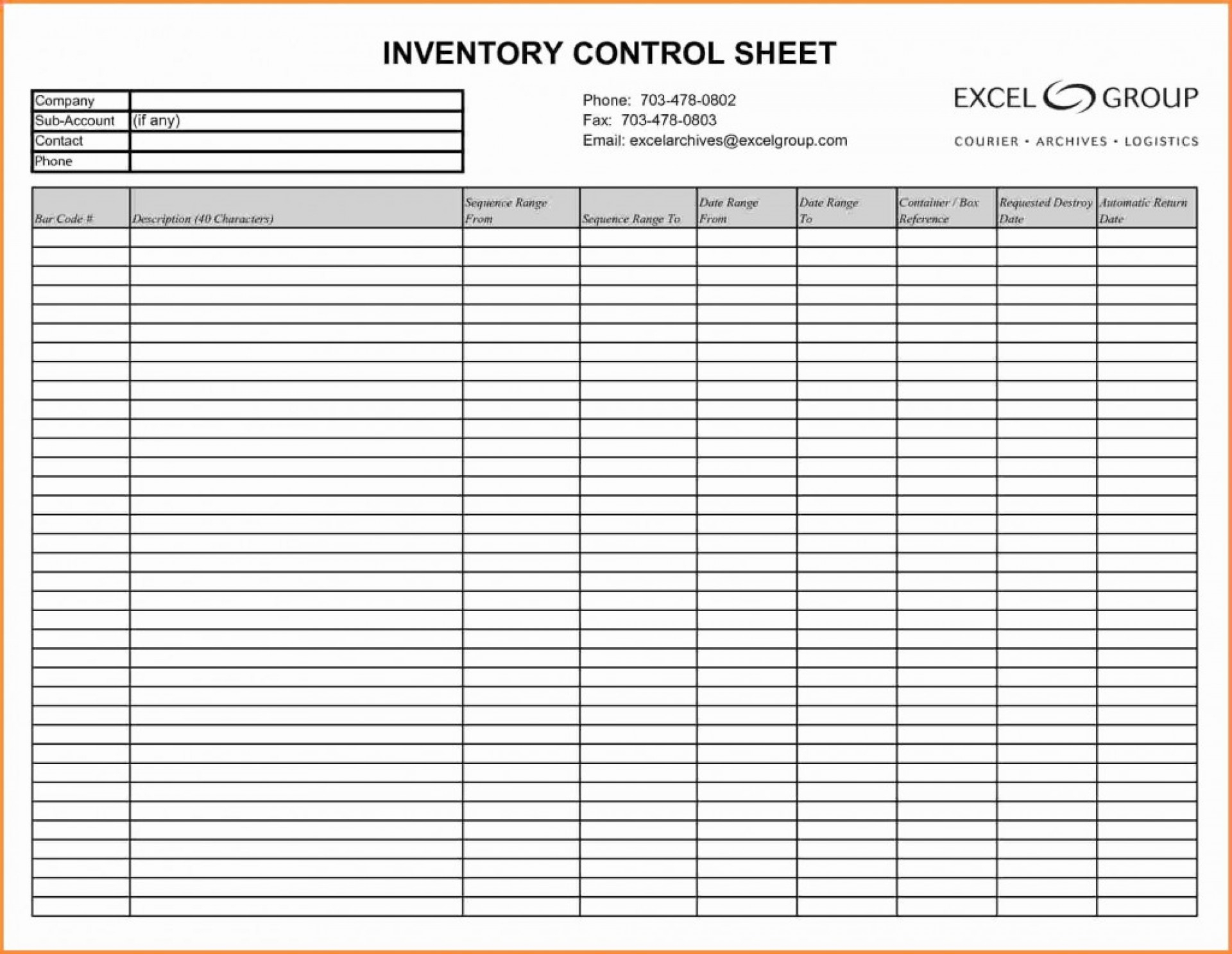 Estate Executor Spreadsheet Spreadsheet Downloa Estate