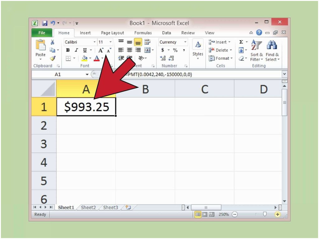 Excel Spreadsheet For Photographers In 25 Fresh Blank