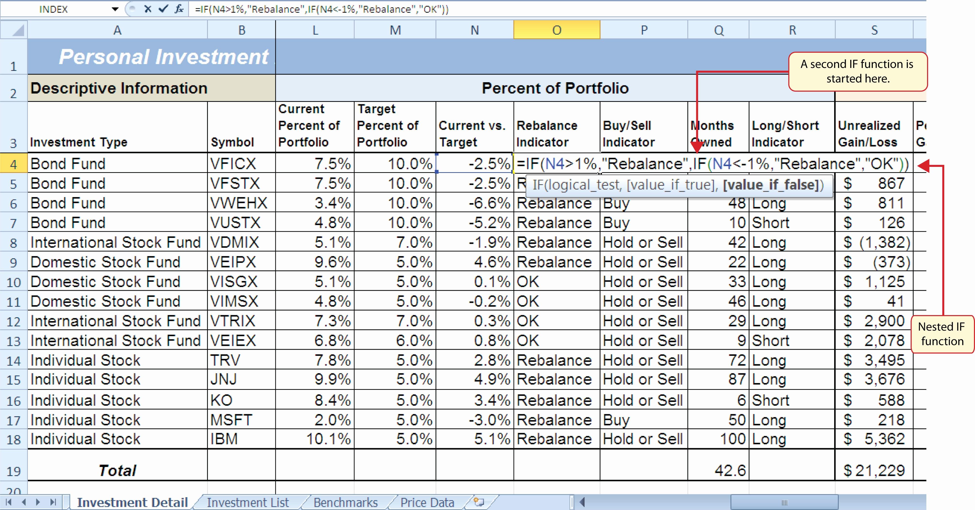 Excel Spreadsheet Formulas For Dummies Spreadshee
