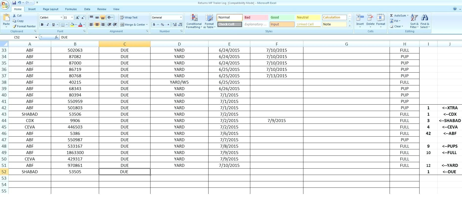 Excel Spreadsheet Functions With Excel Spreadsheet