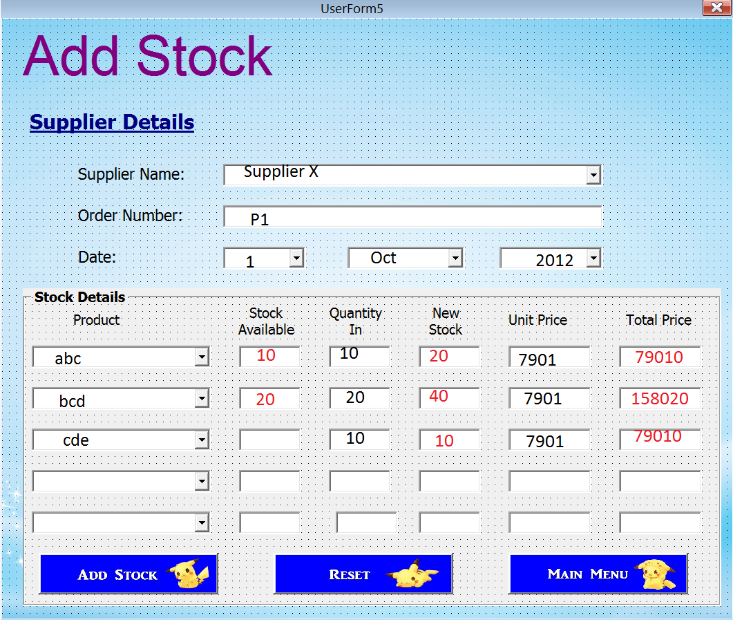Excel Vba Spreadsheet In Userform Db Excel