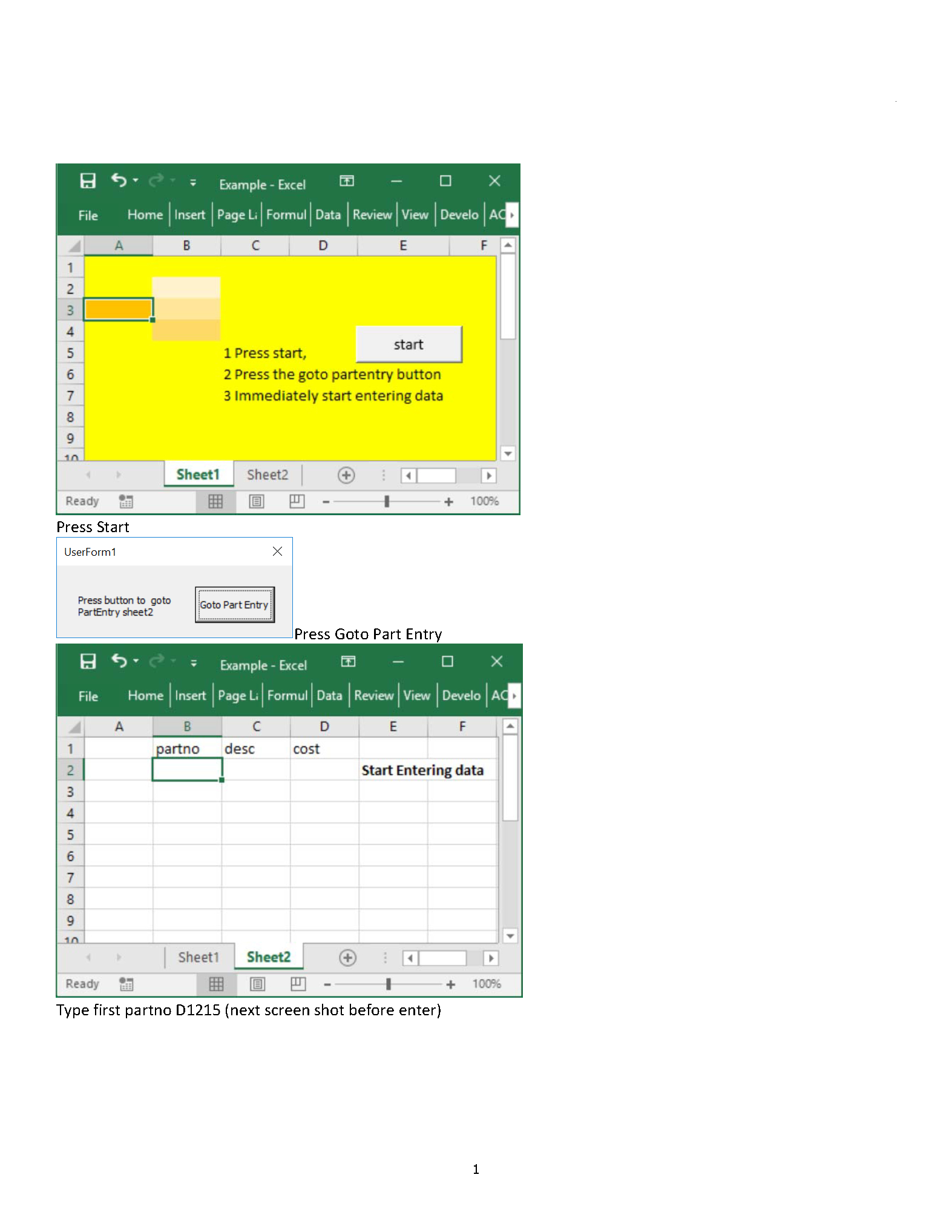 Excel Vba Spreadsheet In Userform Spreadsheet Downloa
