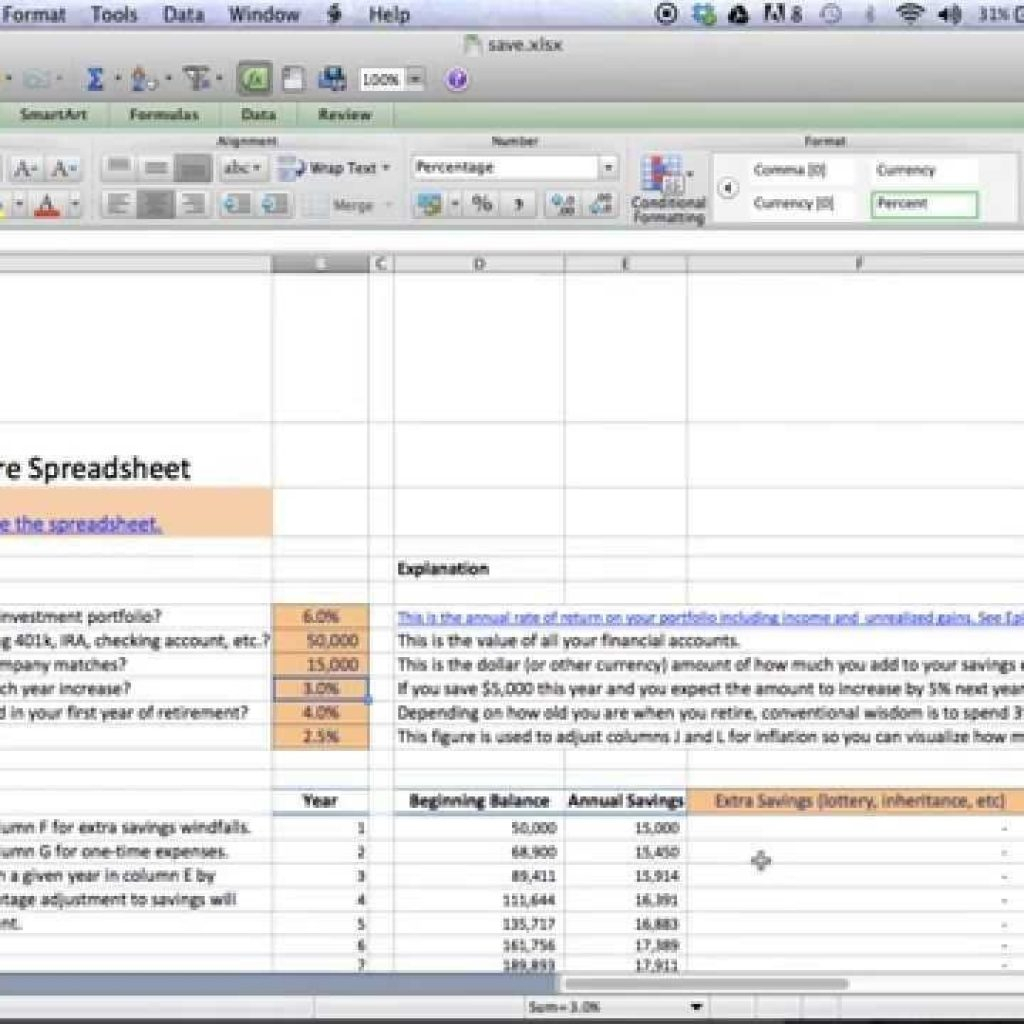 Family Reunion Expense Spreadsheet Spreadsheet Downloa