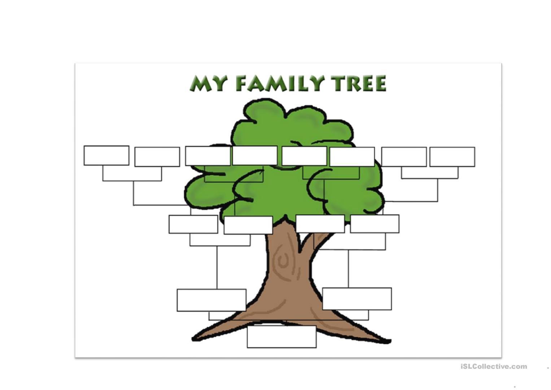Family Tree Spreadsheet Template Spreadshee Family