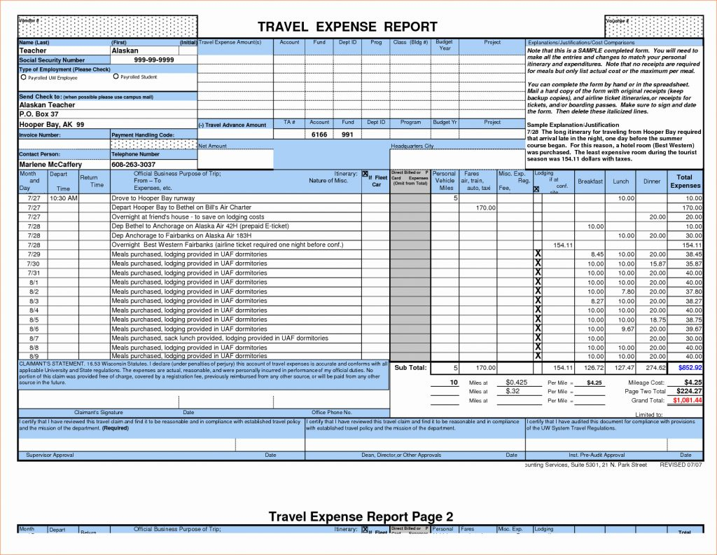 Farm Expense Spreadsheet Template Pertaining To Expense