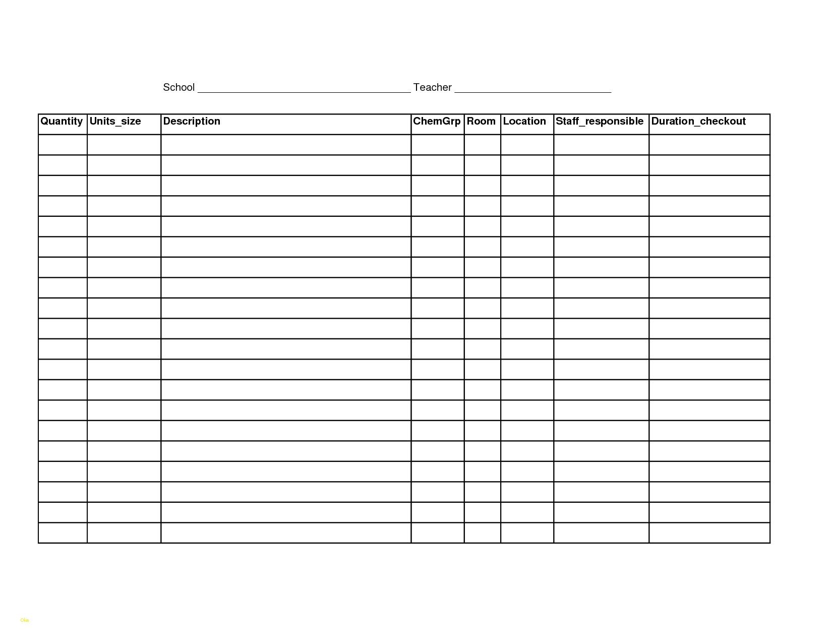 Free Printable Spreadsheet Spreadshee Free