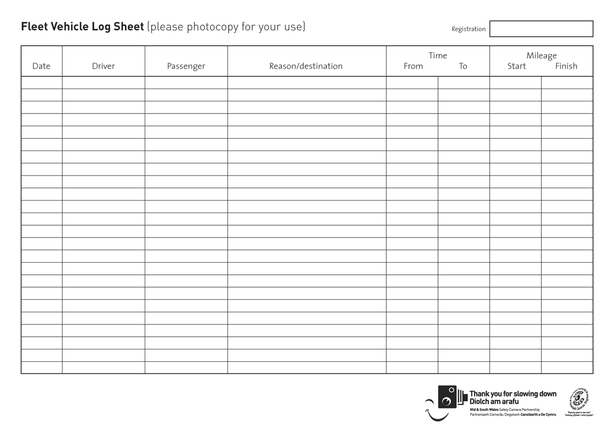 Free Taxi Driver Spreadsheet Throughout Driver Log Sheette