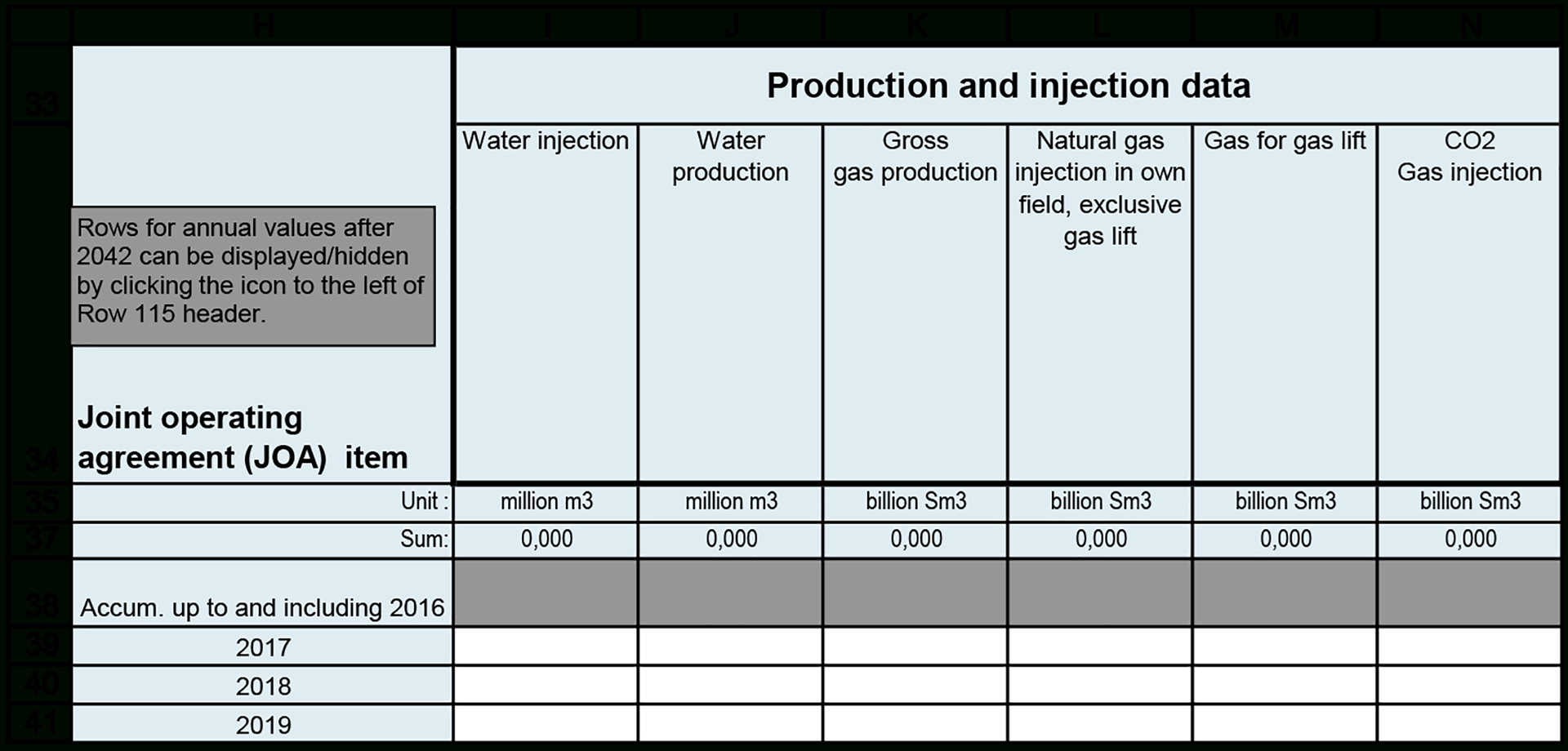 Gas Lift Design Spreadsheet For 6 Completion Of The