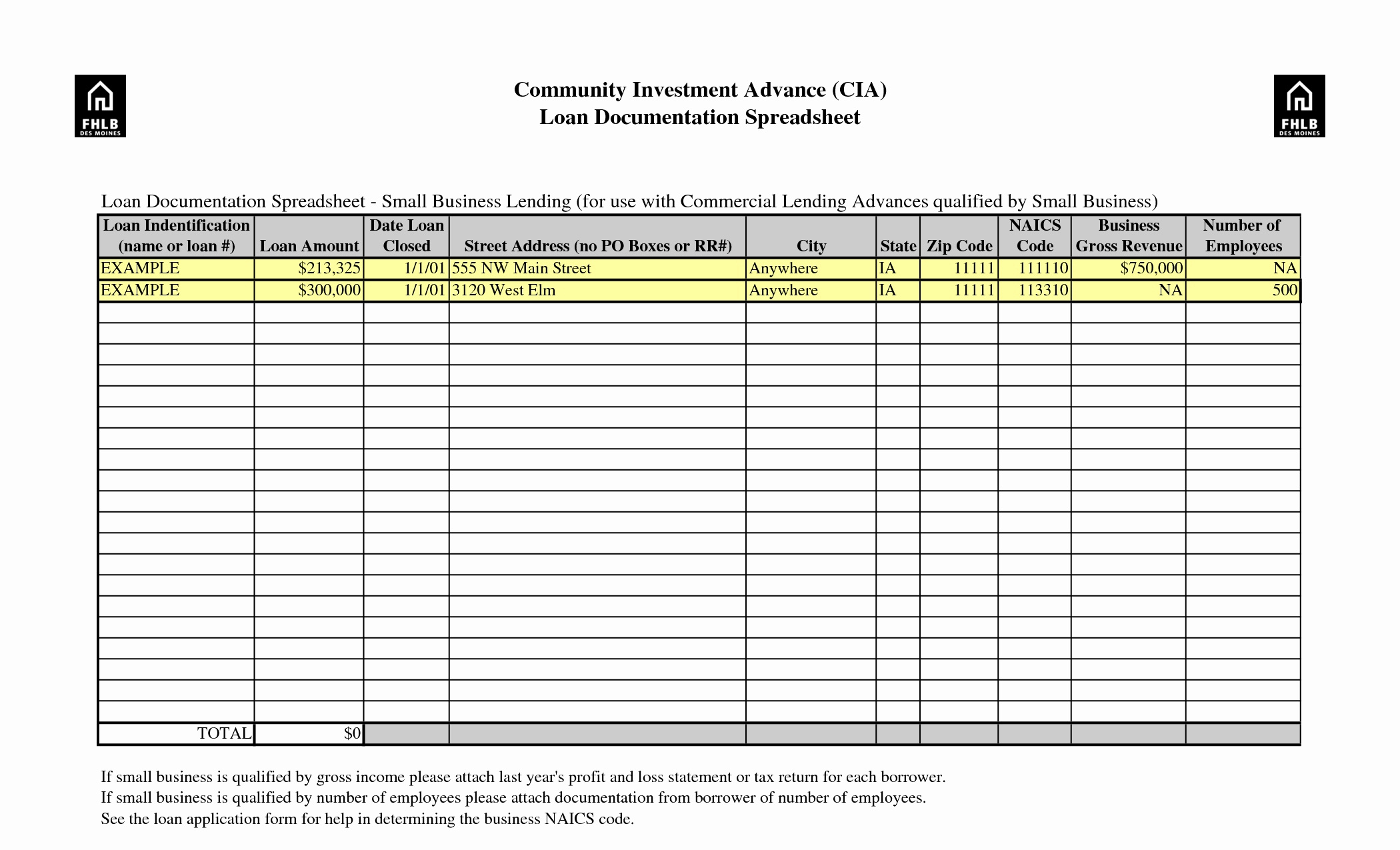 Spreadsheet Template Page 266 Monthly Financial Planning