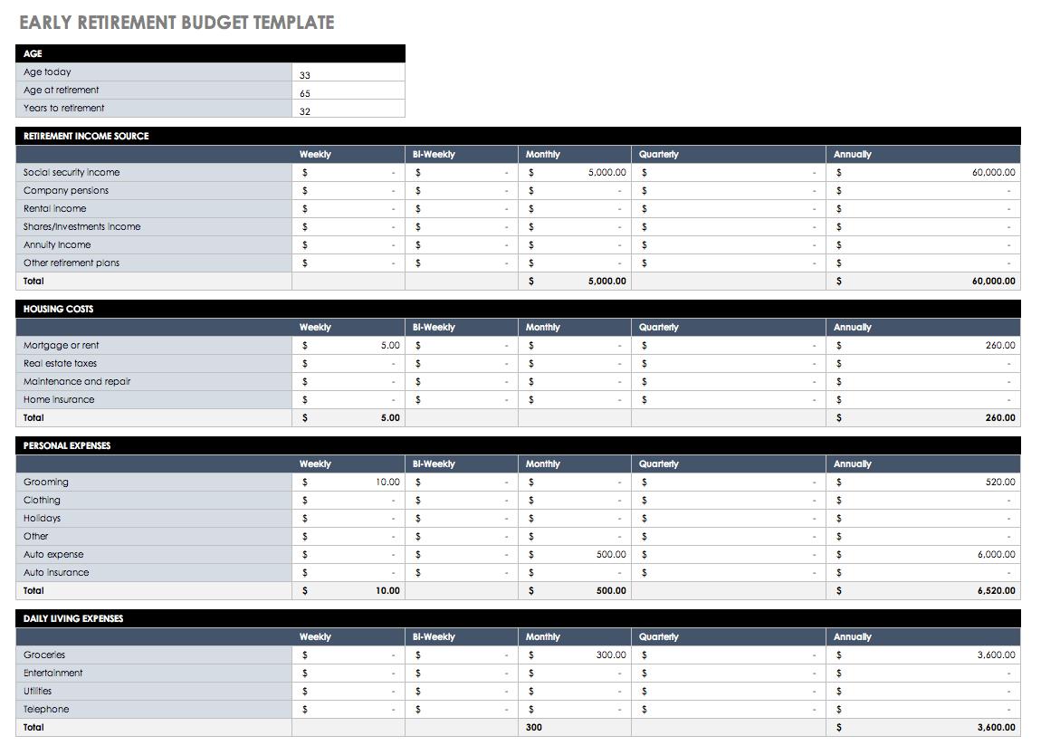 Hoa Budget Spreadsheet Printable Spreadshee Hoa Budget Spreadsheet