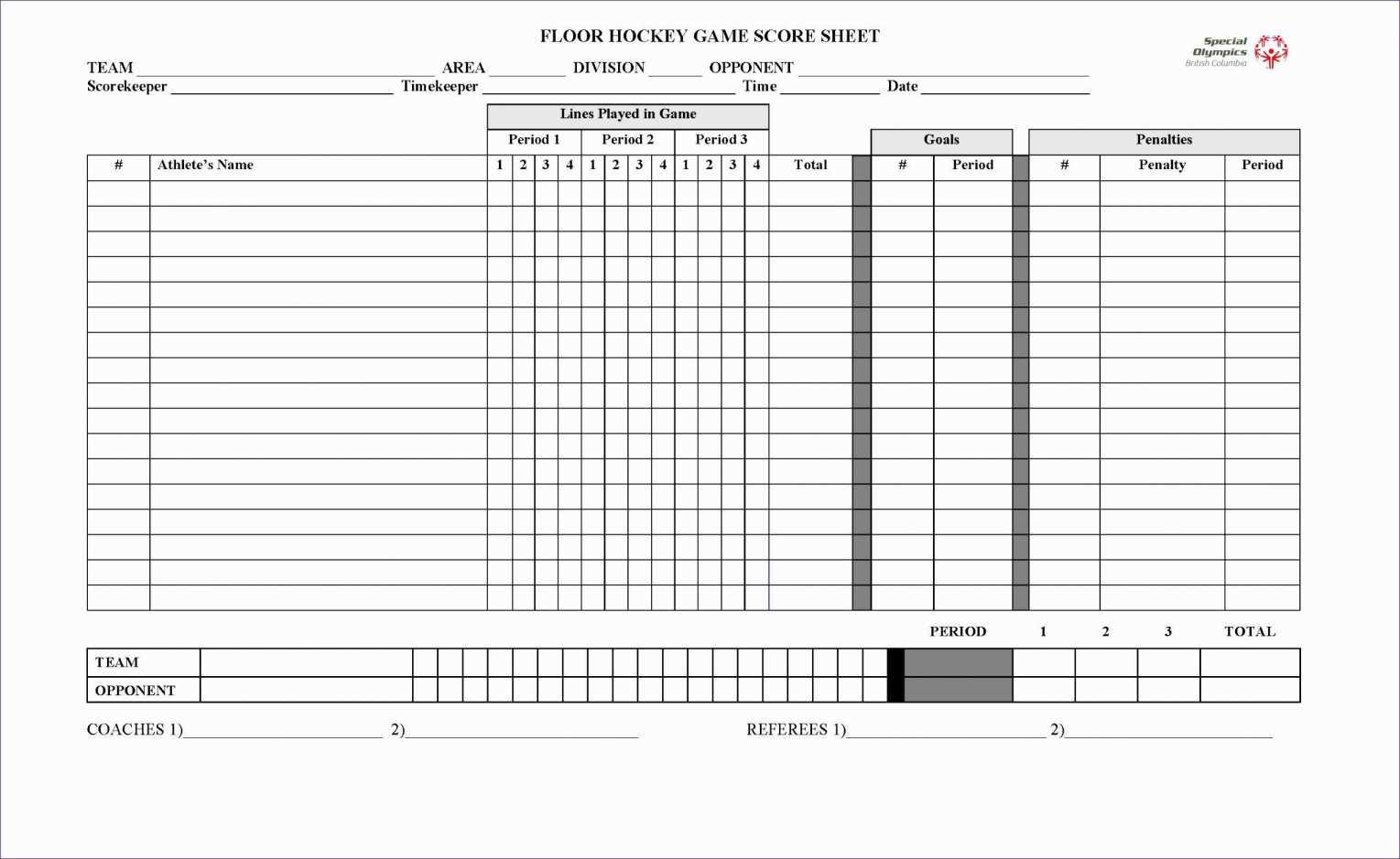 Basketball Strategy Worksheet