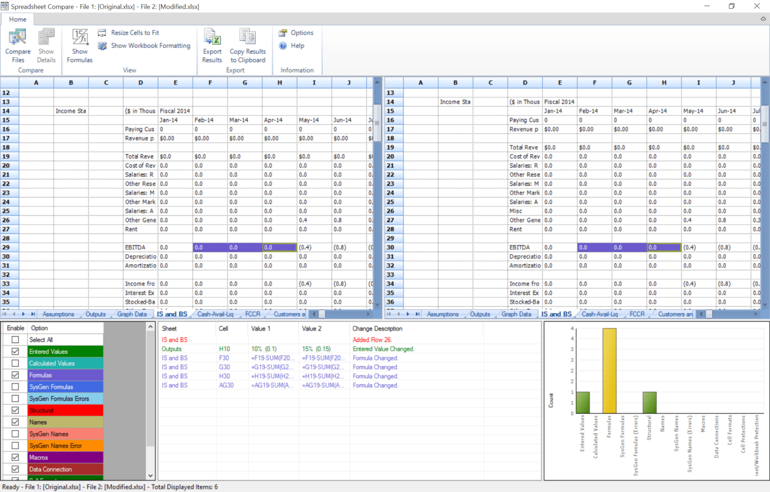 How Do I Compare Two Excel Spreadsheets With The Best Way