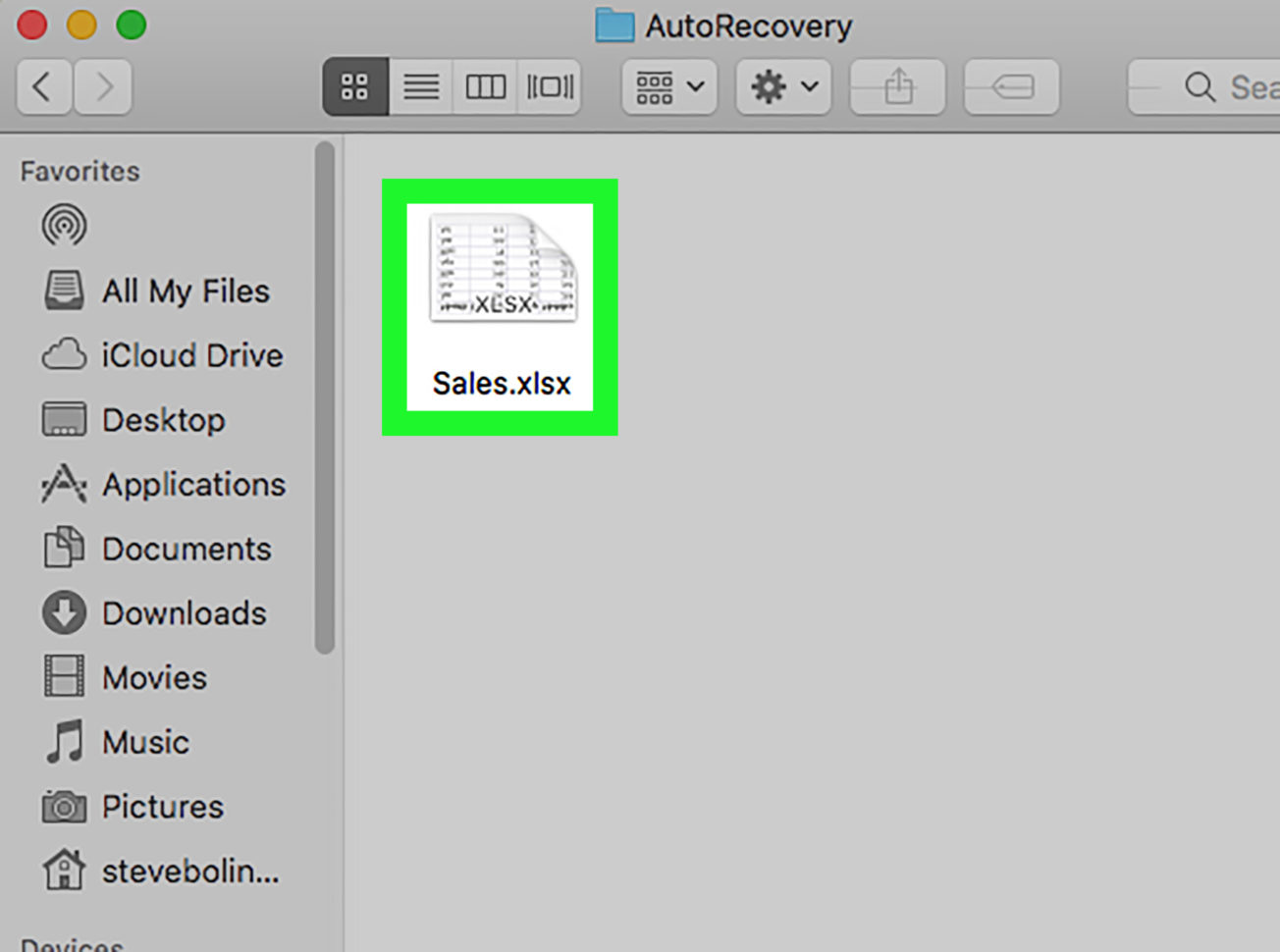 How Do I Recover An Excel Spreadsheet With How To Recover