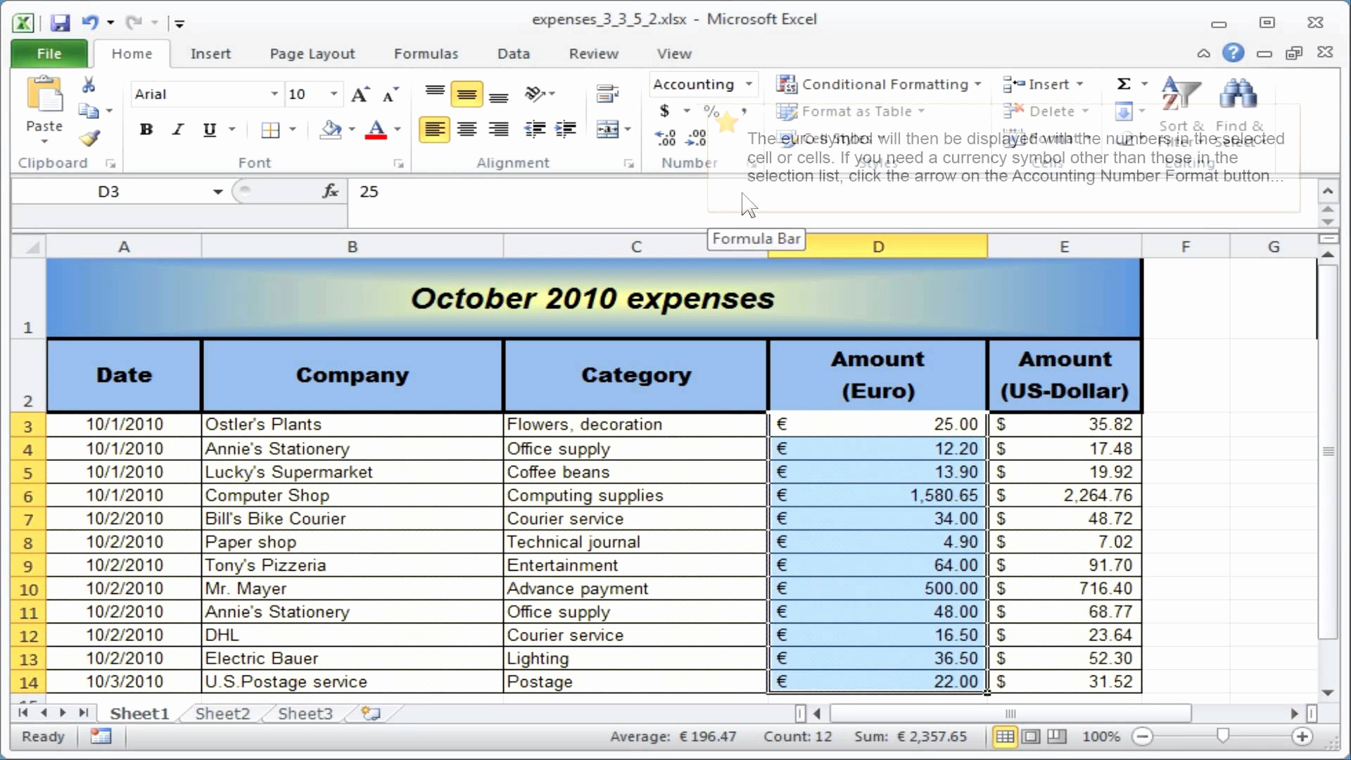 How Do You Use Excel Spreadsheet Intended For Excel