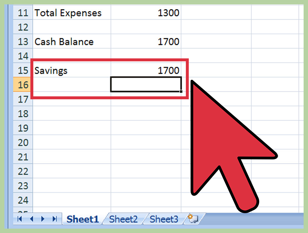 How To Create A Spreadsheet For Monthly Bills Spreadsheet