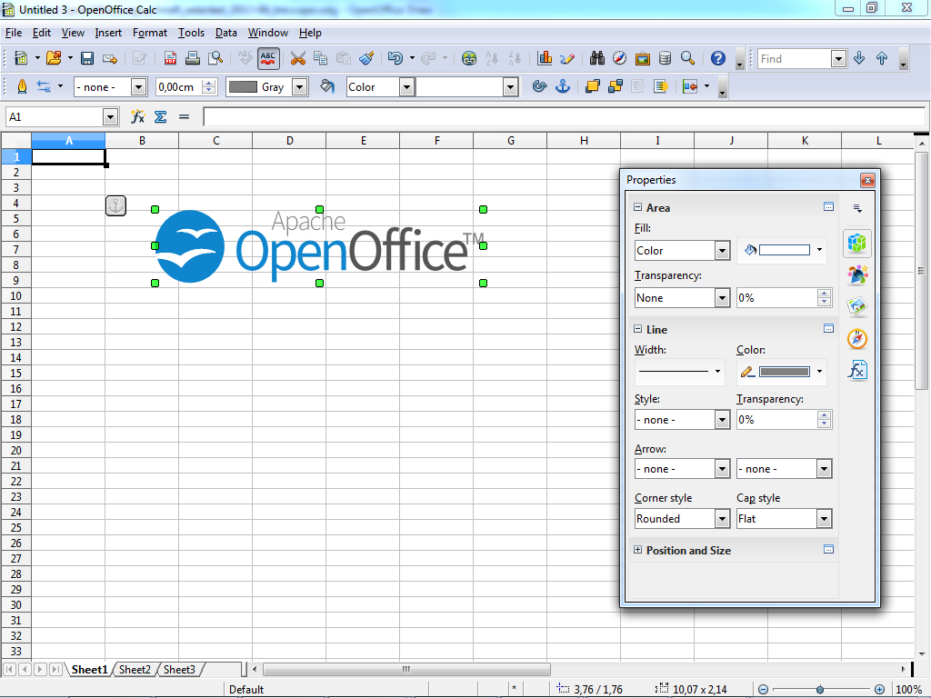 How To Create A Table In Openoffice Spreadsheet Intended