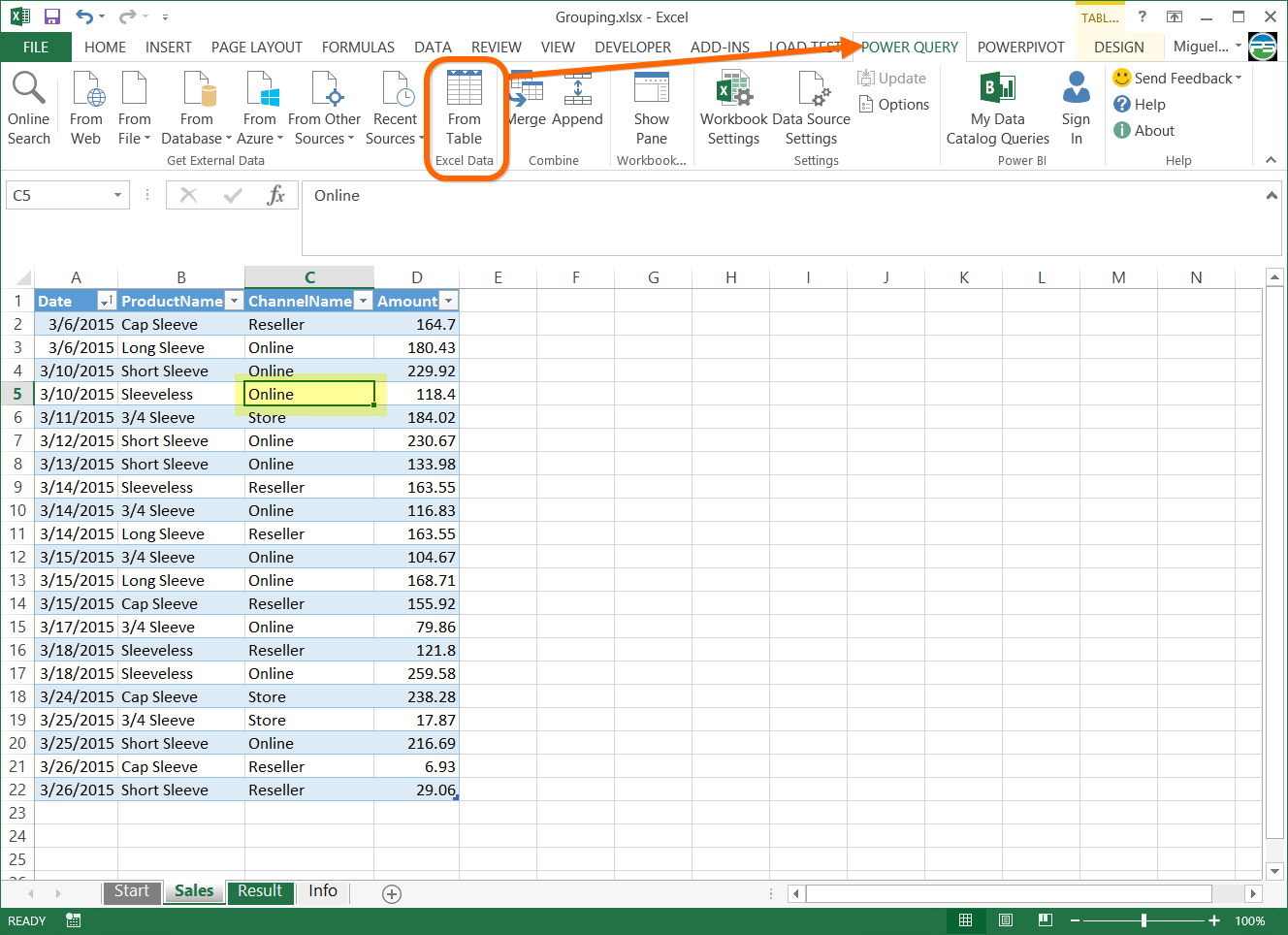 How To Share An Excel Spreadsheet Between Multiple Users