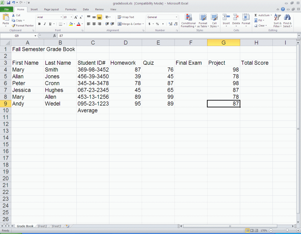 How To Use Excel Spreadsheets Db Excel