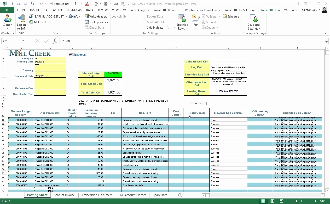 Cleaning Service Invoice Template Excel House Cleaning