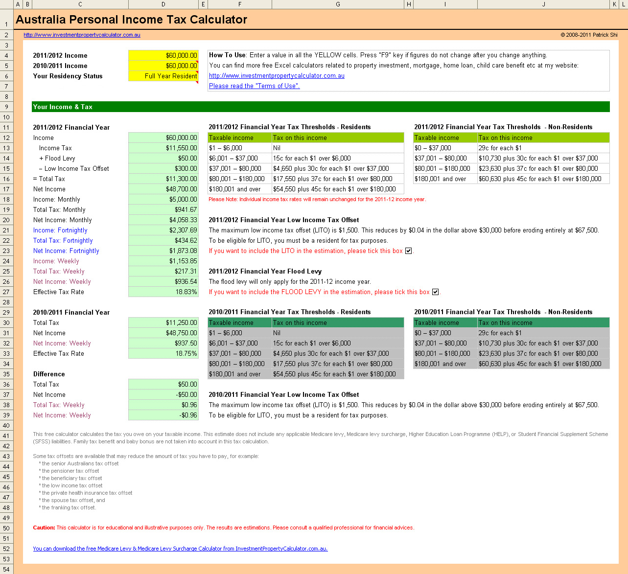 Income Tax Excel Spreadsheet Spreadsheet Downloa Income Tax Excel Sheet Ay 19 Income Tax