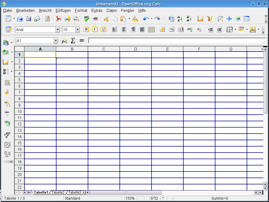 Introduction Of Spreadsheet In Ms Excel Spreadshee