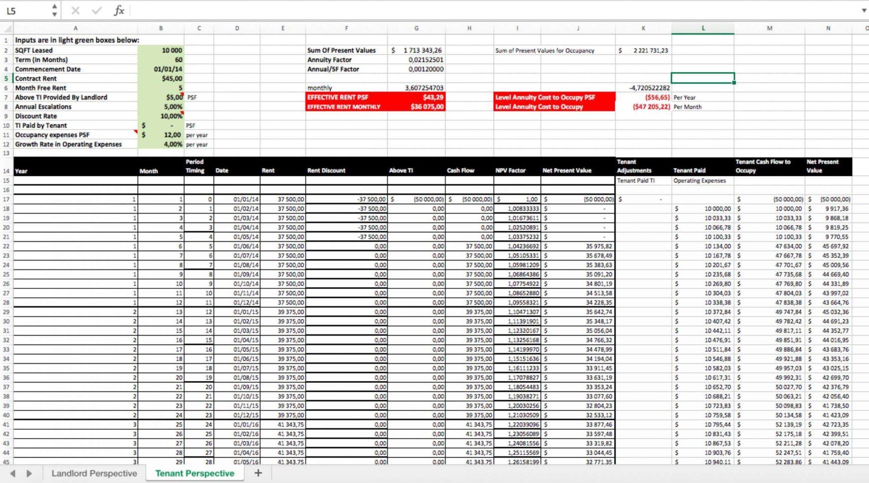 Inventory Planning Spreadsheet With Regard To Estate