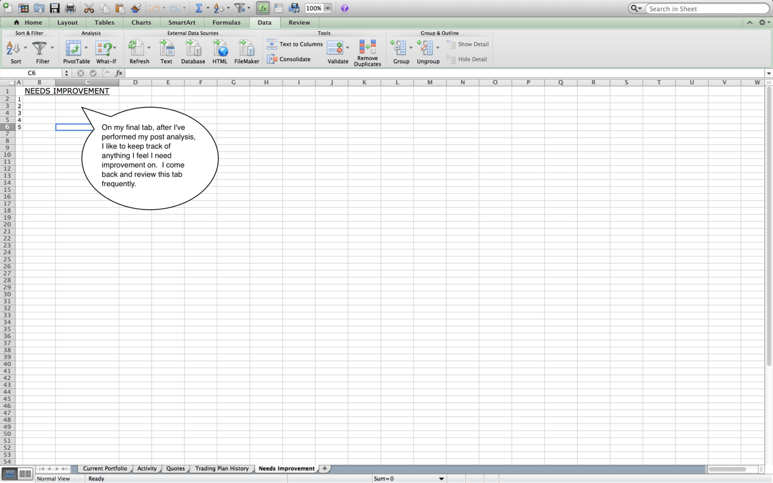 Journal Spreadsheet Template For How To Create Your Own Trading Journal In Excel Journal