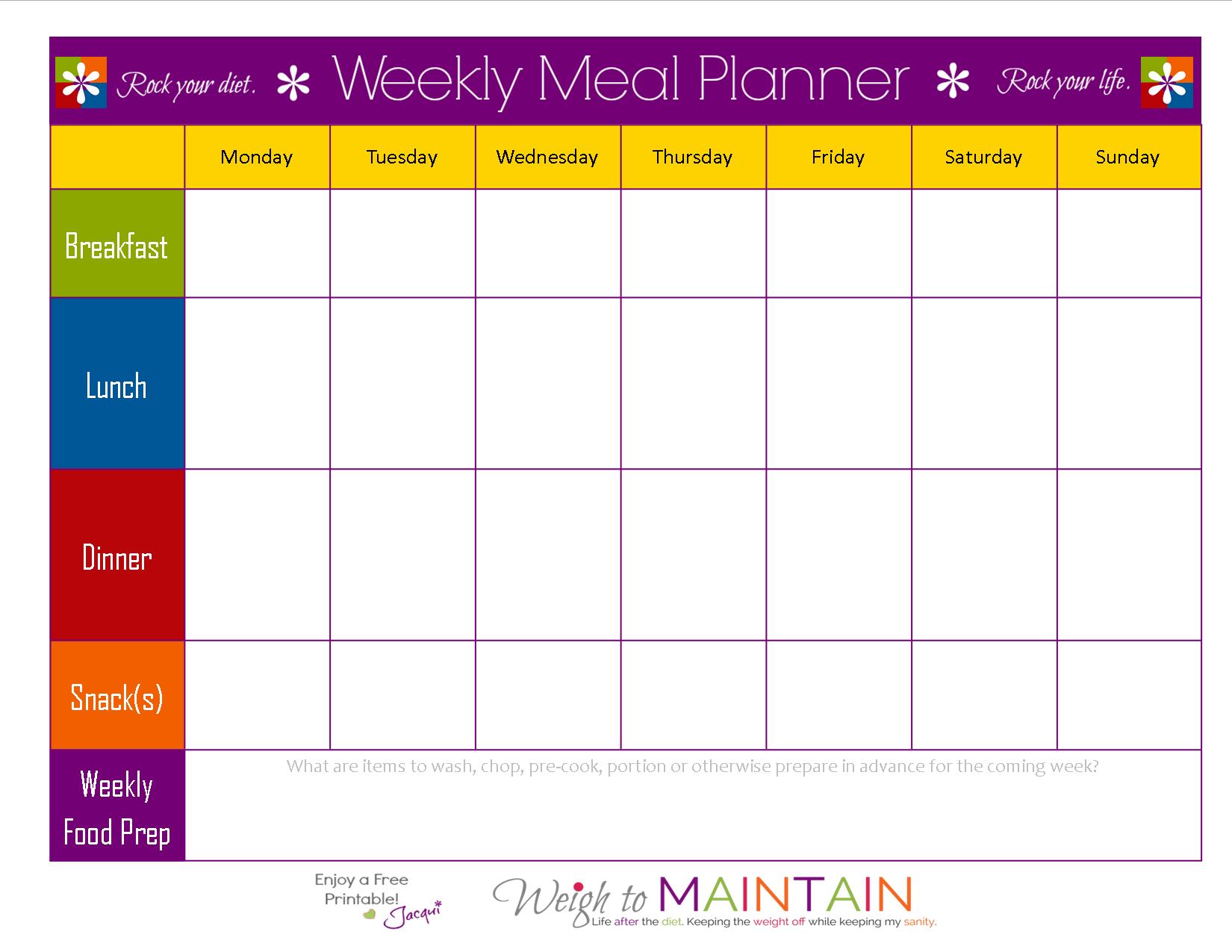 Diabetes Plan Worksheet