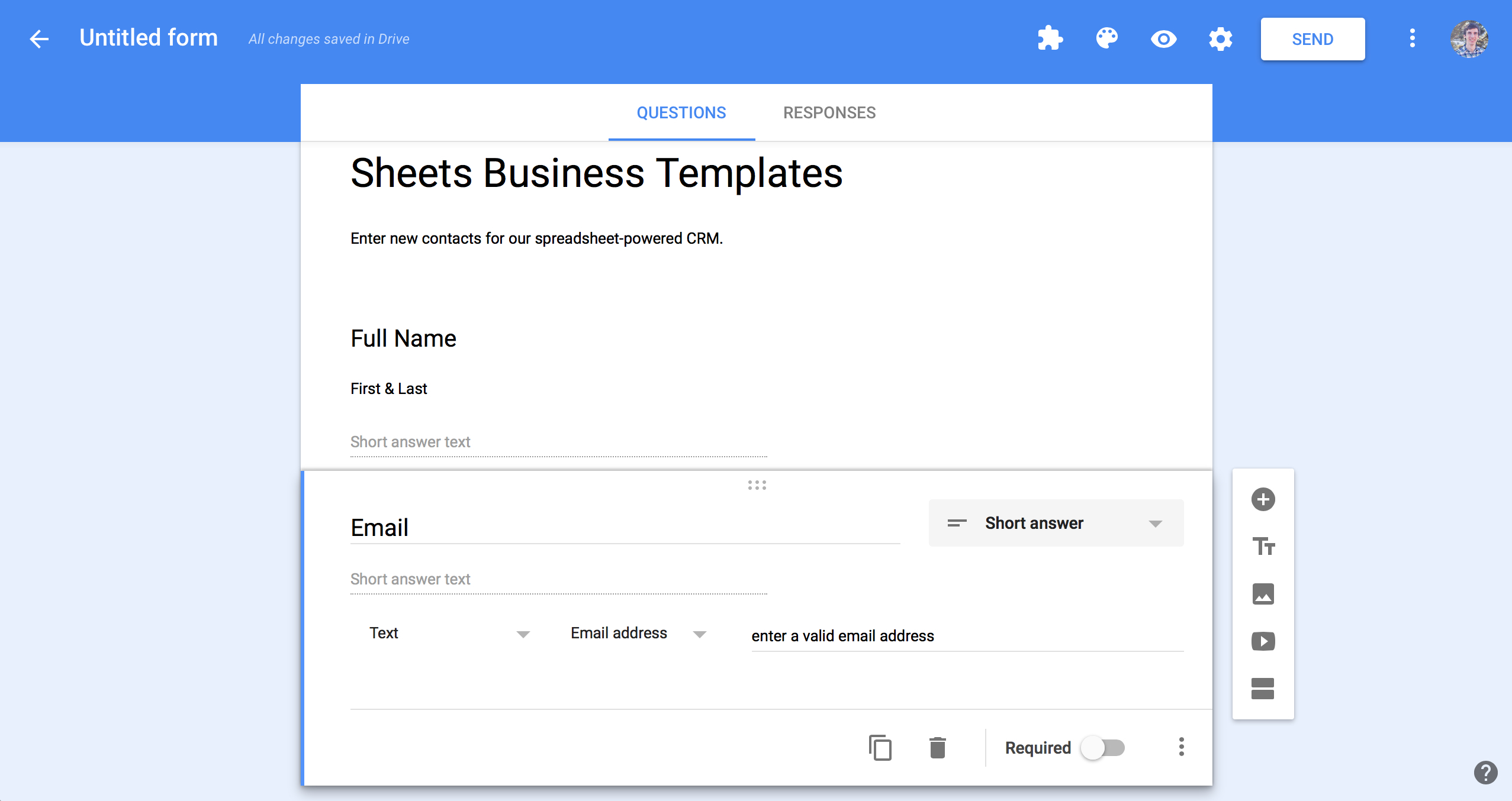 Learn Spreadsheets Online Free In Spreadsheet Crm How To