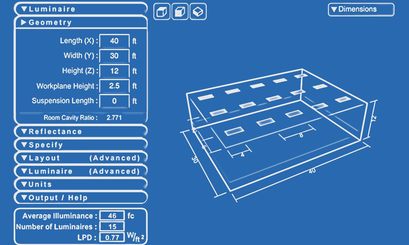 Lighting Retrofit Calculator Spreadsheet Spreadshee