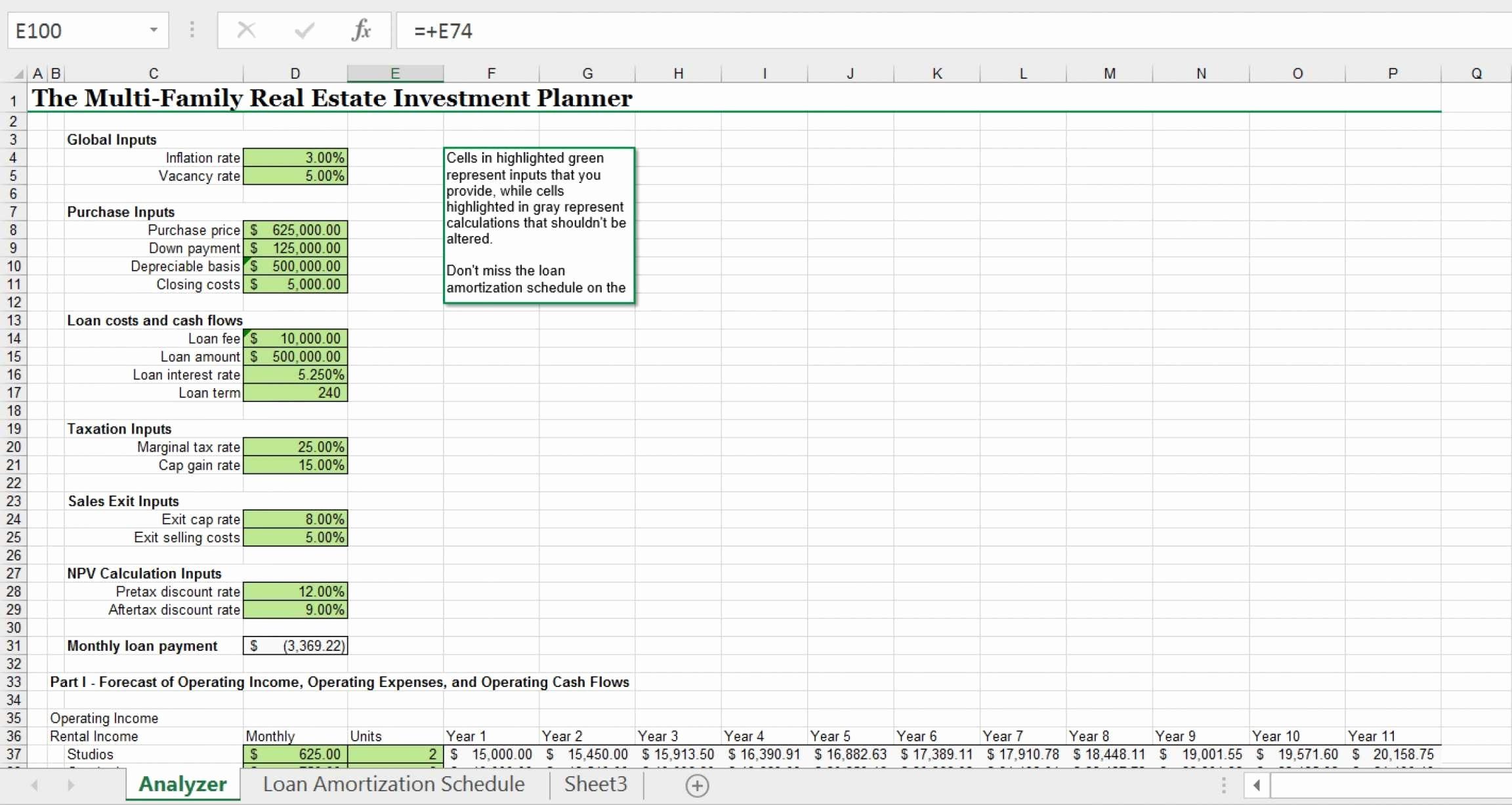 Marketing Roi Spreadsheet Throughout Marketing Roi