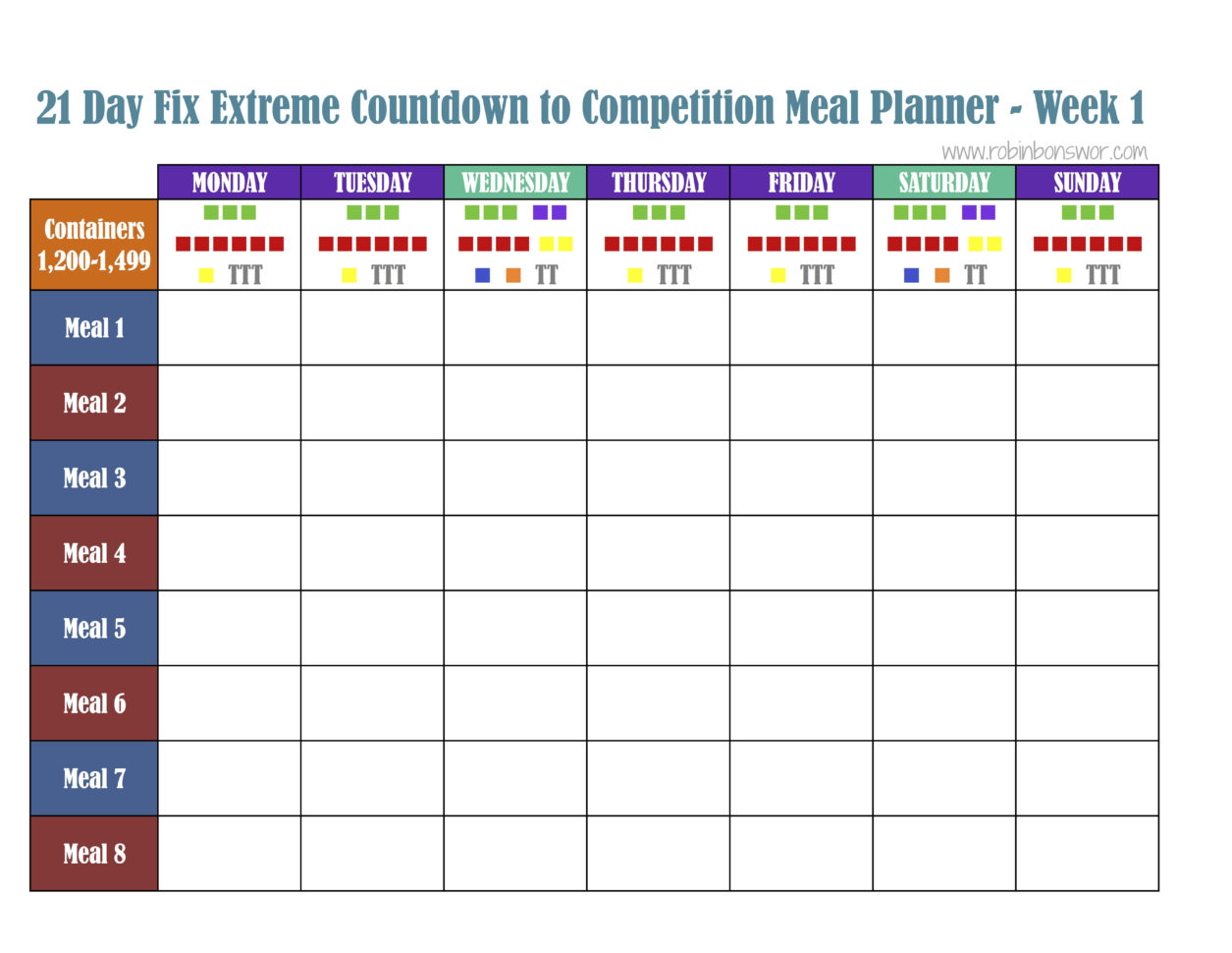 Meal Plan Spreadsheet Pertaining To Meal Plan Spreadsheet