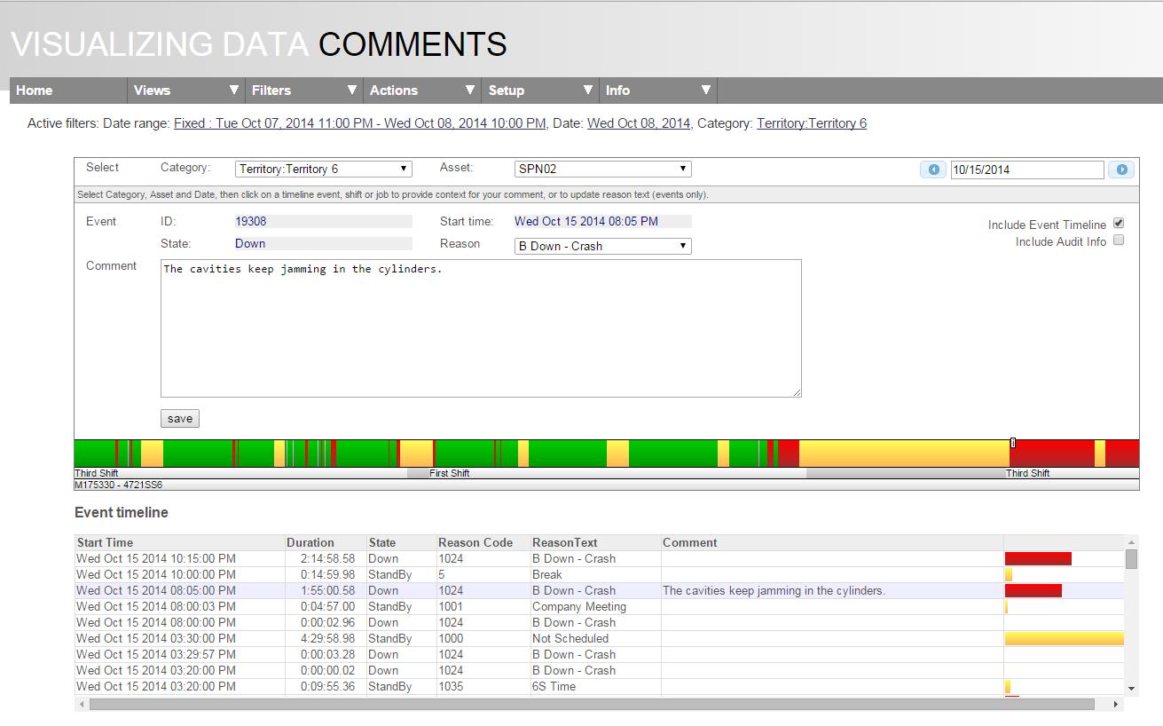 Oee Data Collection Spreadsheet Spreadsheet Downloa Oee Data Collection Spreadsheet