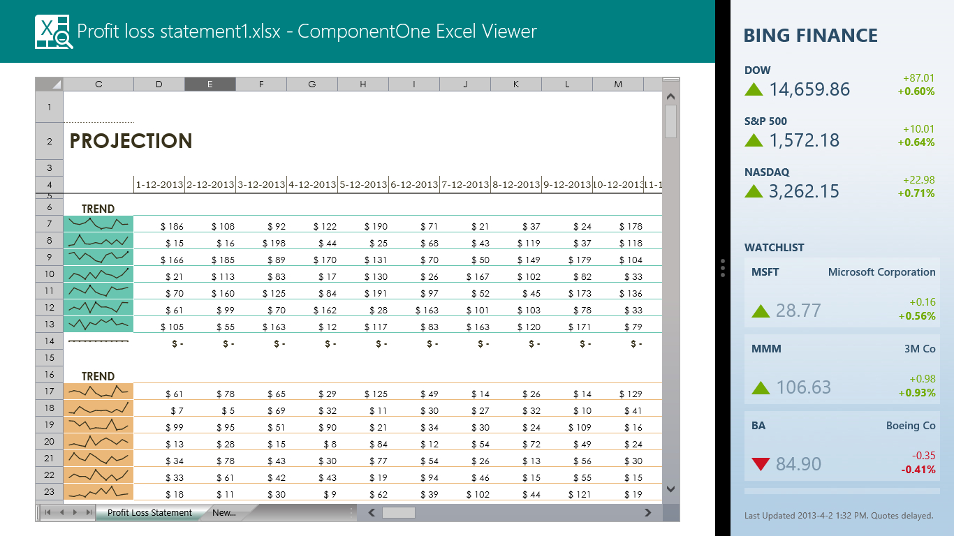 Online Spreadsheet Viewer Inside Excel Spreadsheet Viewer