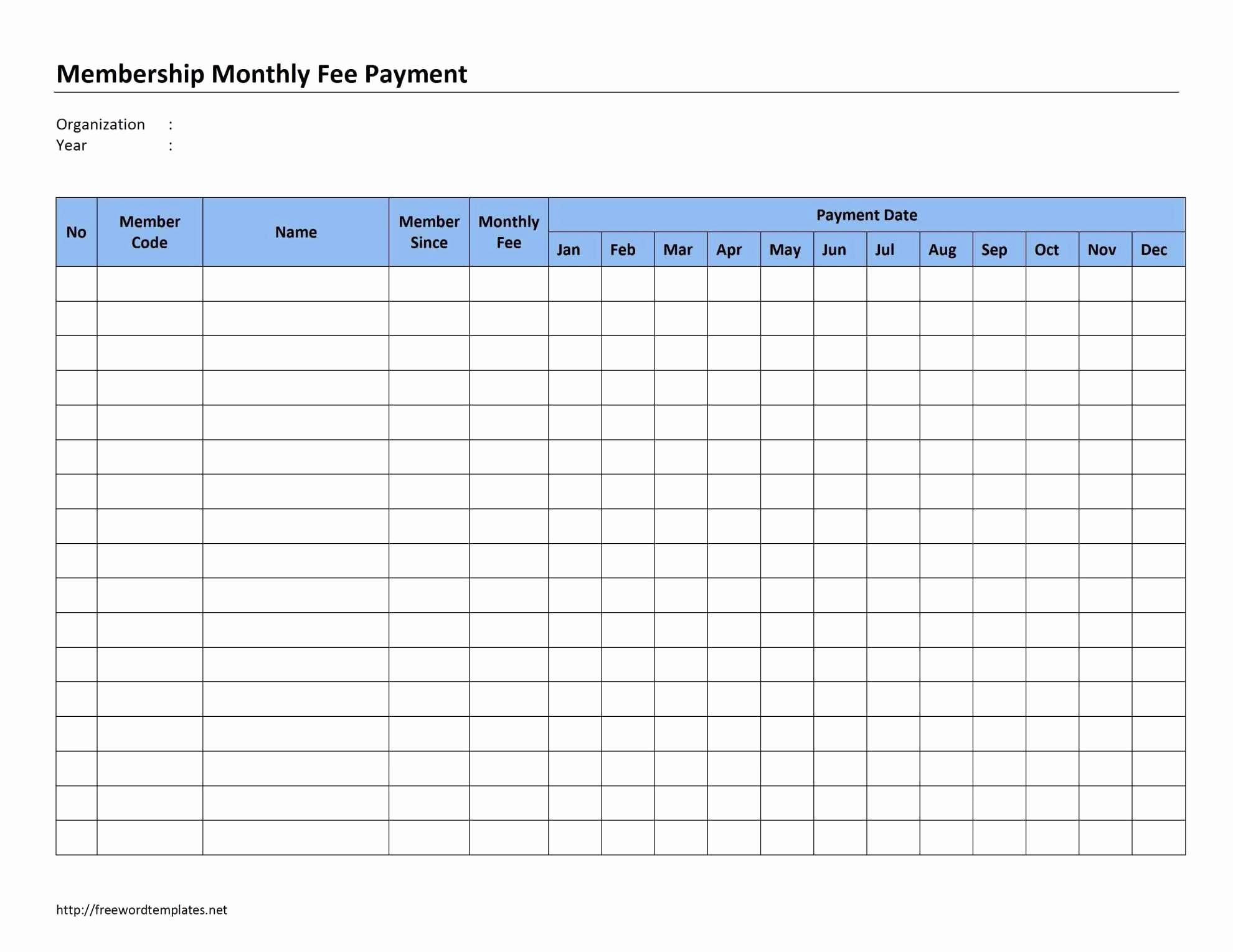 Patient Tracking Spreadsheet Template