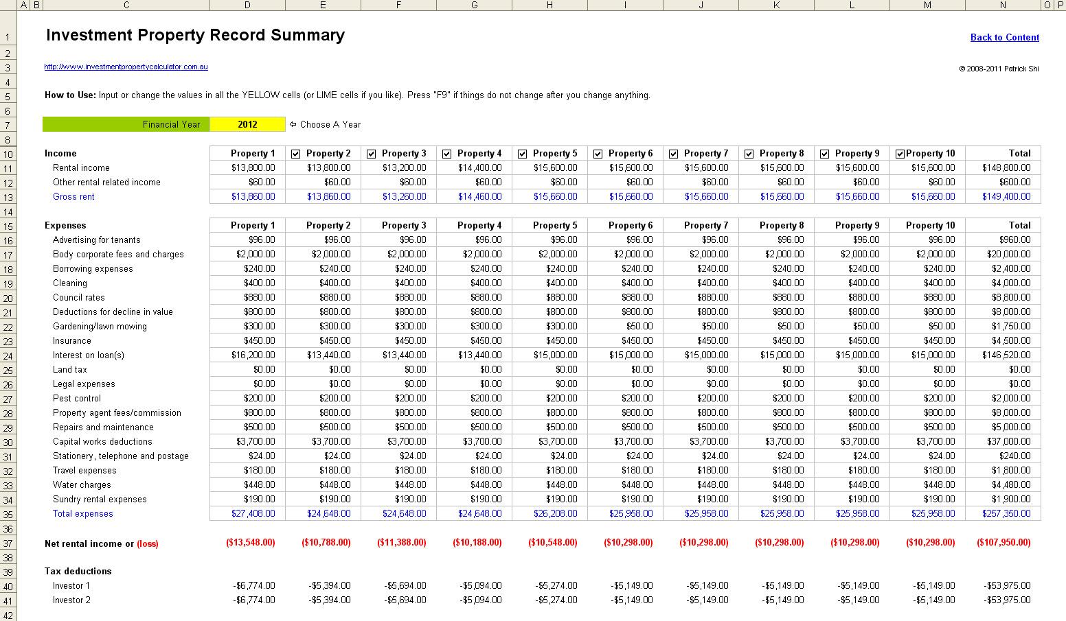 Rental Cash Flow Spreadsheet Spreadsheet Downloa Rental Cash Flow Spreadsheet Rental Cash Flow