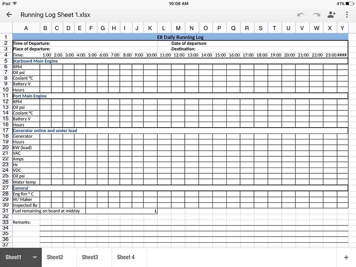 May Archive Page 45 Untitled Spreadsheet