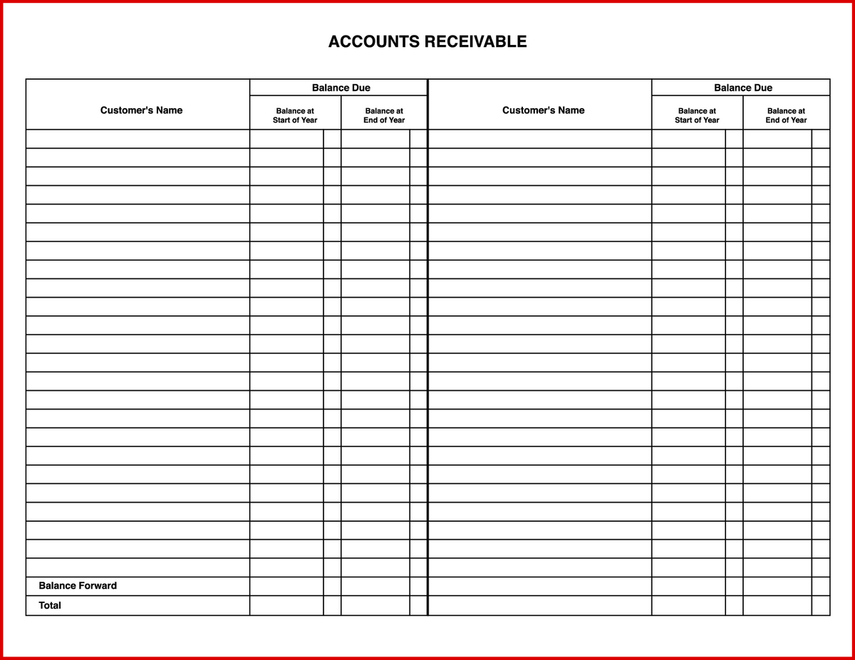 Sample Bookkeeping Spreadsheet Spreadsheet Downloa Sample